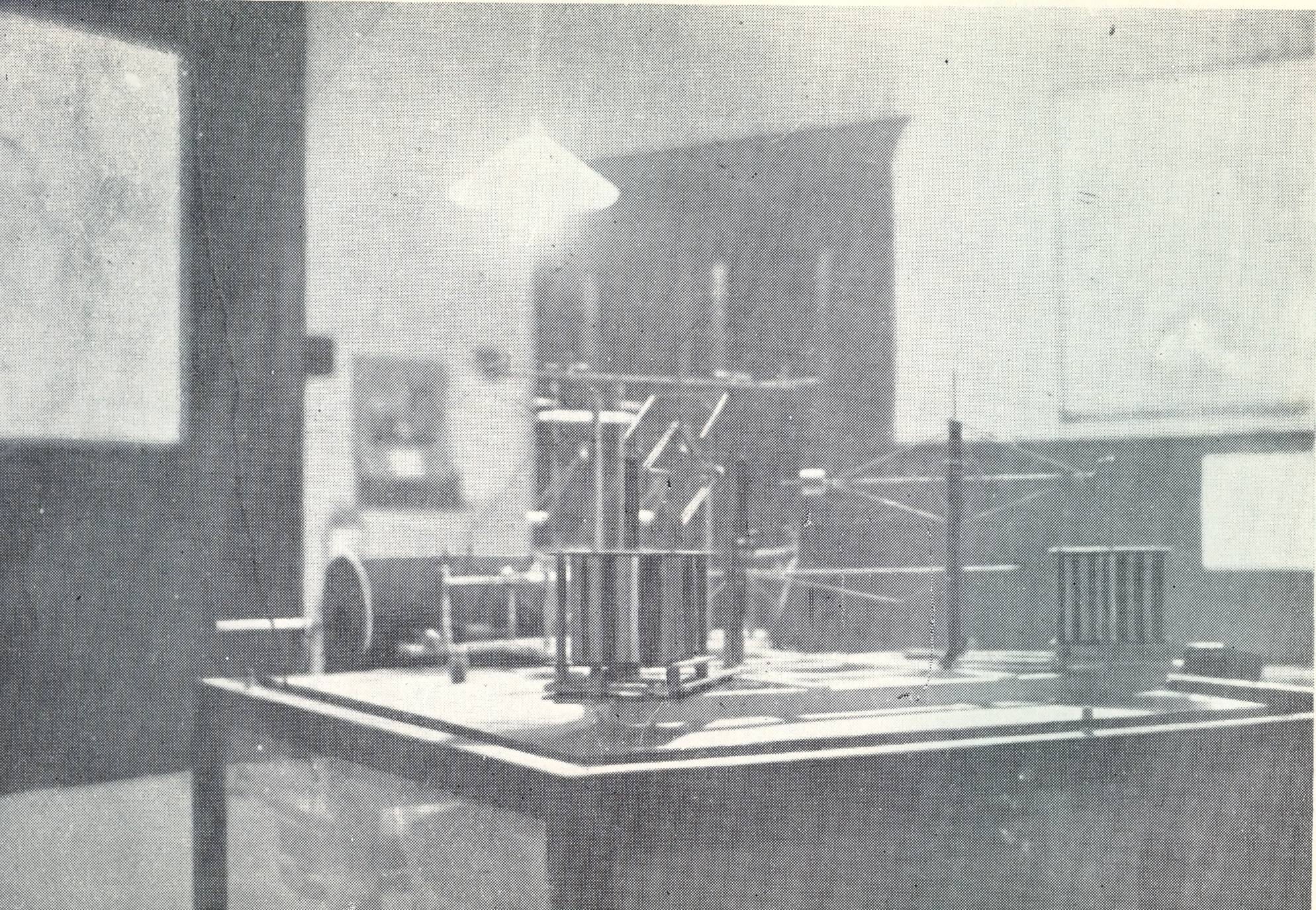 In 1932, a Milne-Shaw seismograph was obtained to replace the 'O Leary seismograph'. Courtesy of the Irish Jesuit Archive.