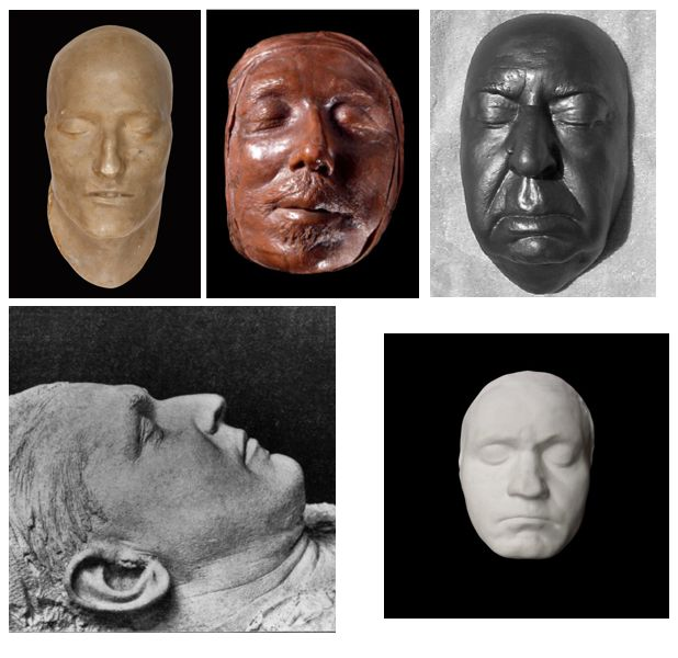 Death Masks Image Q and A